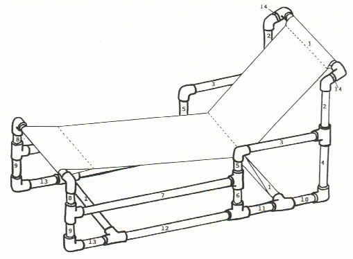 509x374 Pvc Pipe Bed