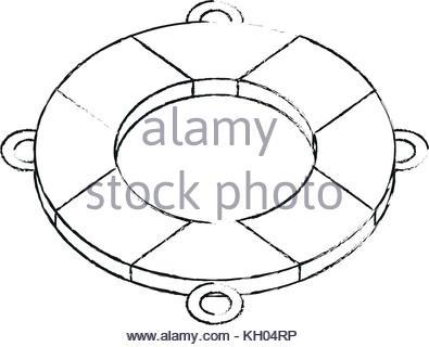 395x320 Lifesaver Float Symbol Stock Vector Art Amp Illustration, Vector