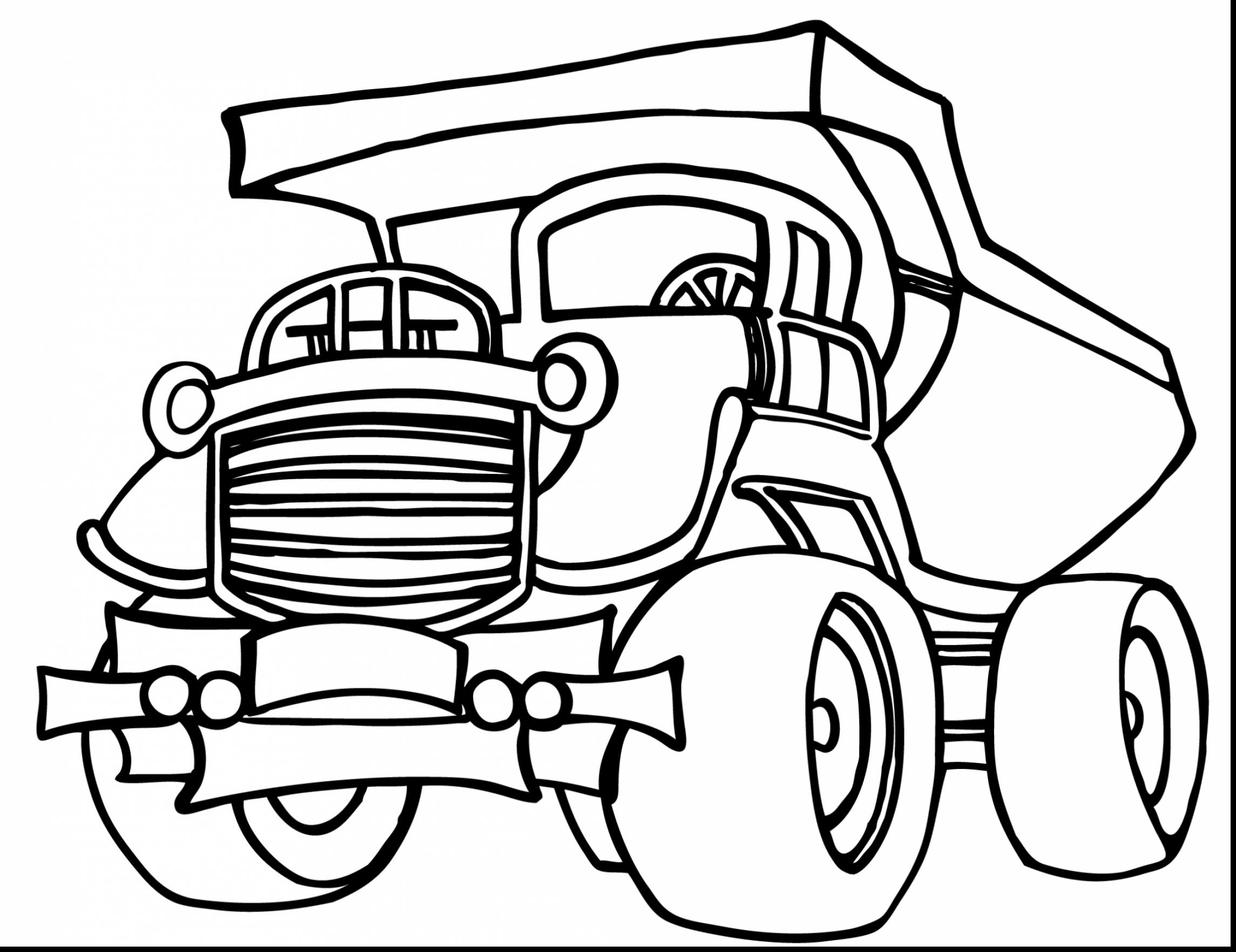 2289x1764 Good Lifted Chevy Truck Coloring Pages With Truck Coloring Page