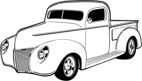 474x271 43 Best Cars Old Images On Cars, Car Drawings