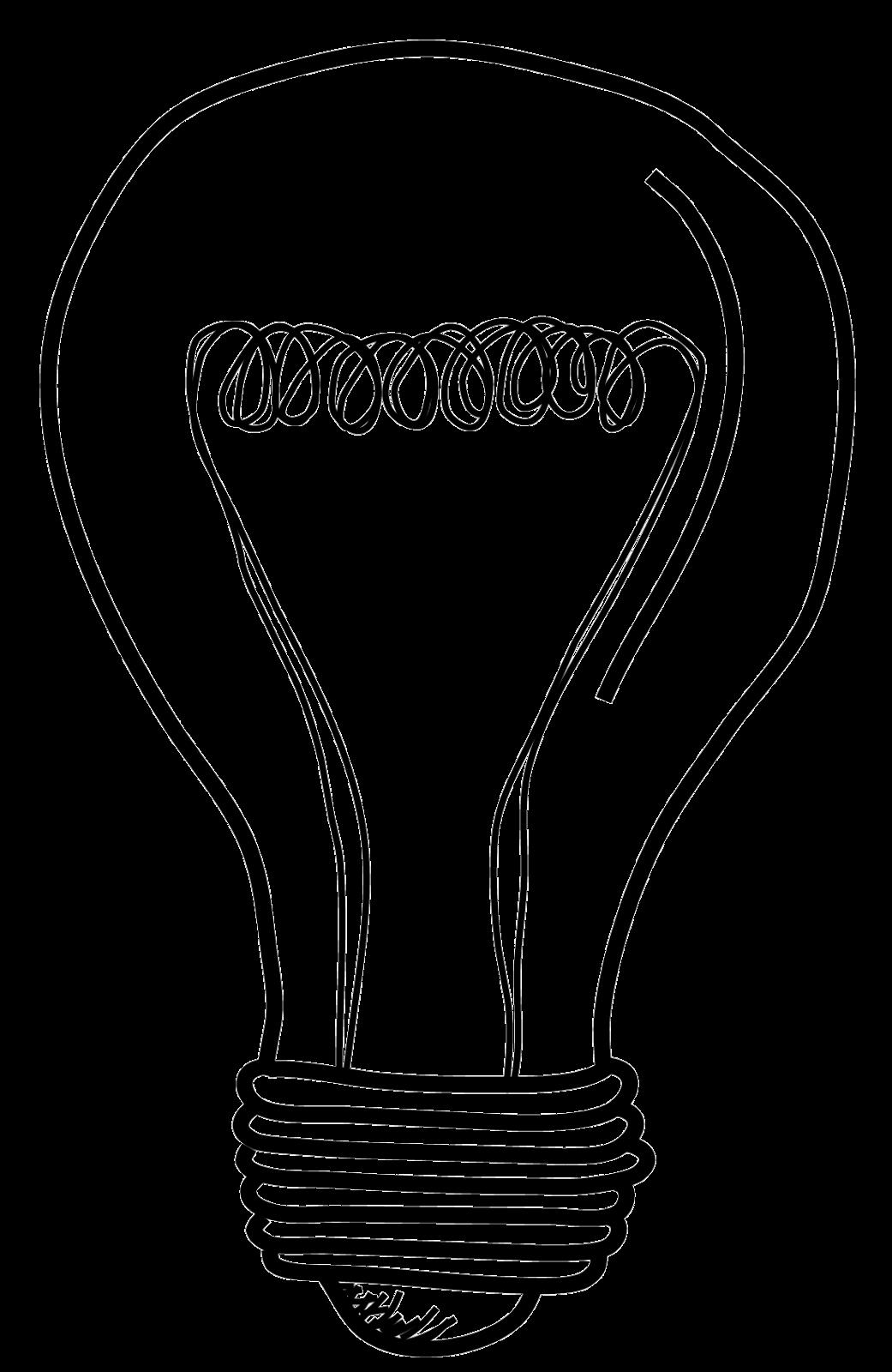 1041x1600 Light Bulb Png