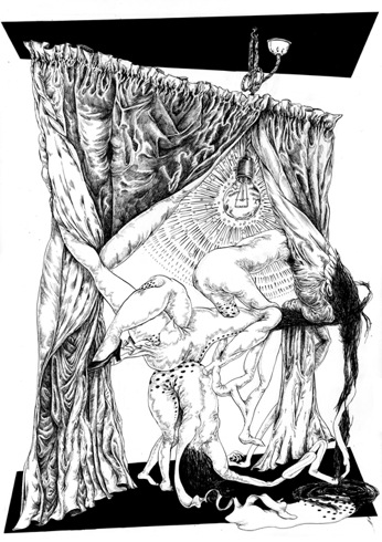 346x490 Frantic Gallery Frantic Drawings