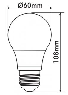 Light Bulbs Drawing