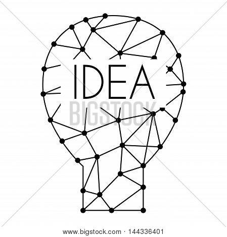 449x470 Drawing Idea Light Bulb Concept Vector Amp Photo Bigstock