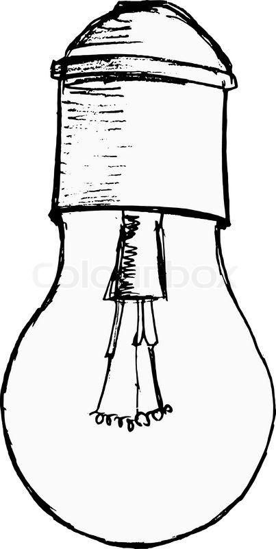 403x800 Drawn Lamps Cartoon
