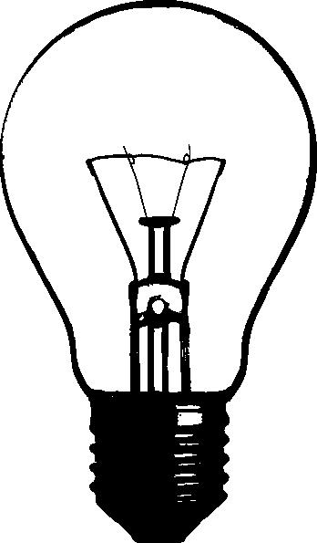 348x595 Light Bulb Drawing Clipart Panda