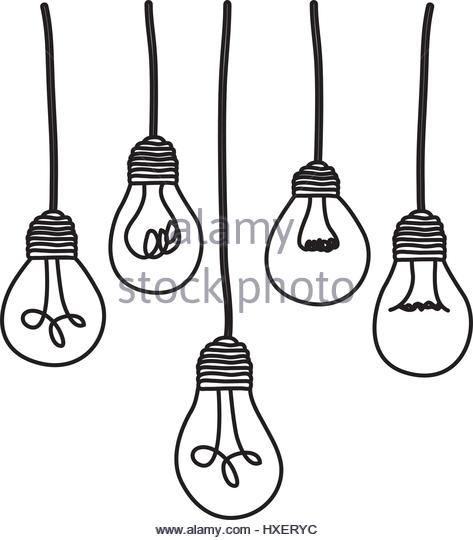 473x540 Bulbs Stock Vector Images