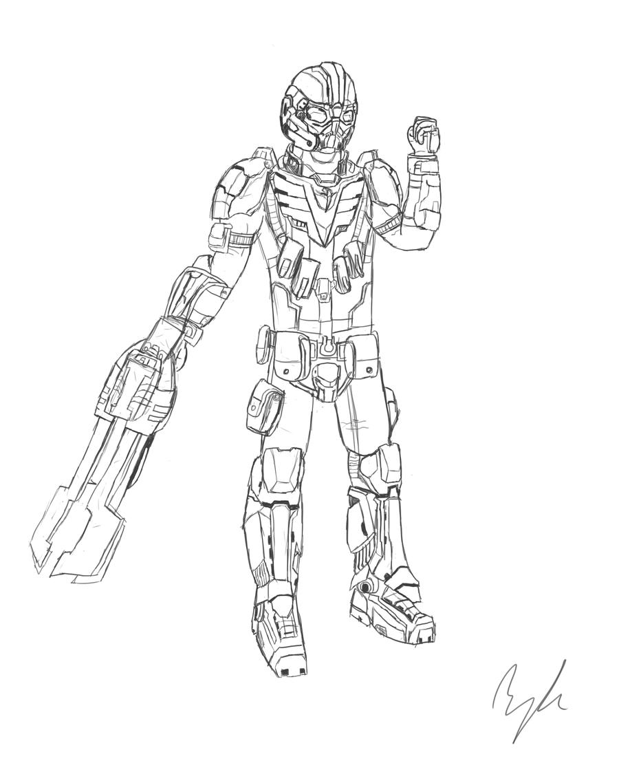 900x1125 Blood Eagle Light Armor