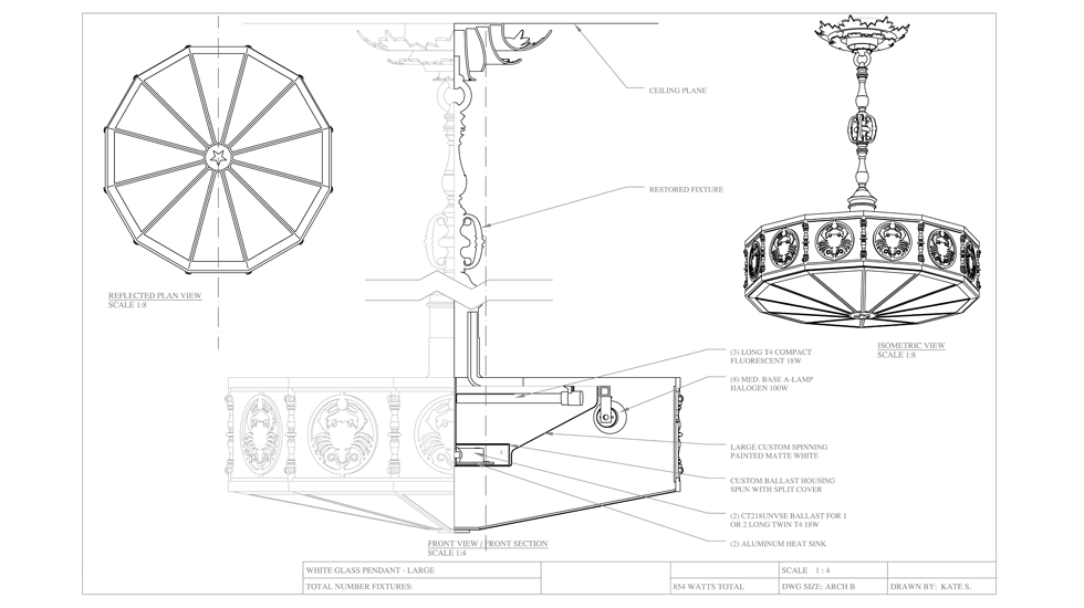 Light Fixture Drawing At Getdrawings Com