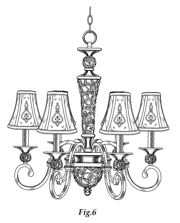 736x912 15 Best Detail Drawing Images On Chandelier