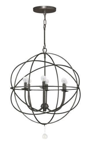 316x500 Sphere Chandelier Ebay