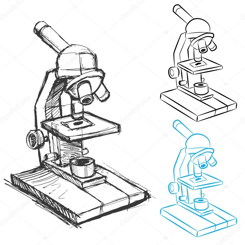 1024x1024 Microscope Stock Vectors, Royalty Free Microscope Illustrations