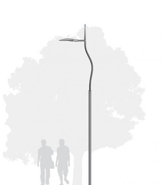 light pole drawing at getdrawings com