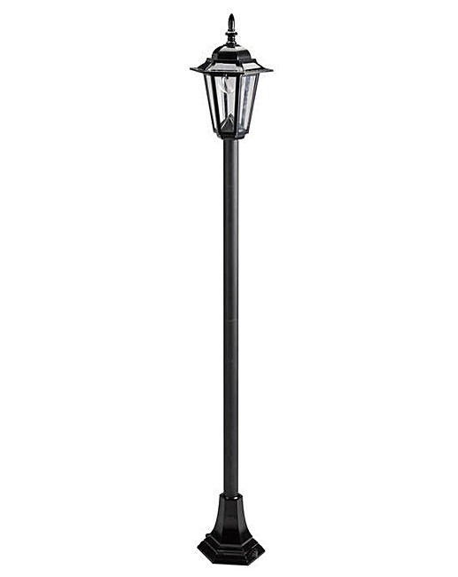 517x650 Kingston Solar Lamp Post 1.3m J D Williams