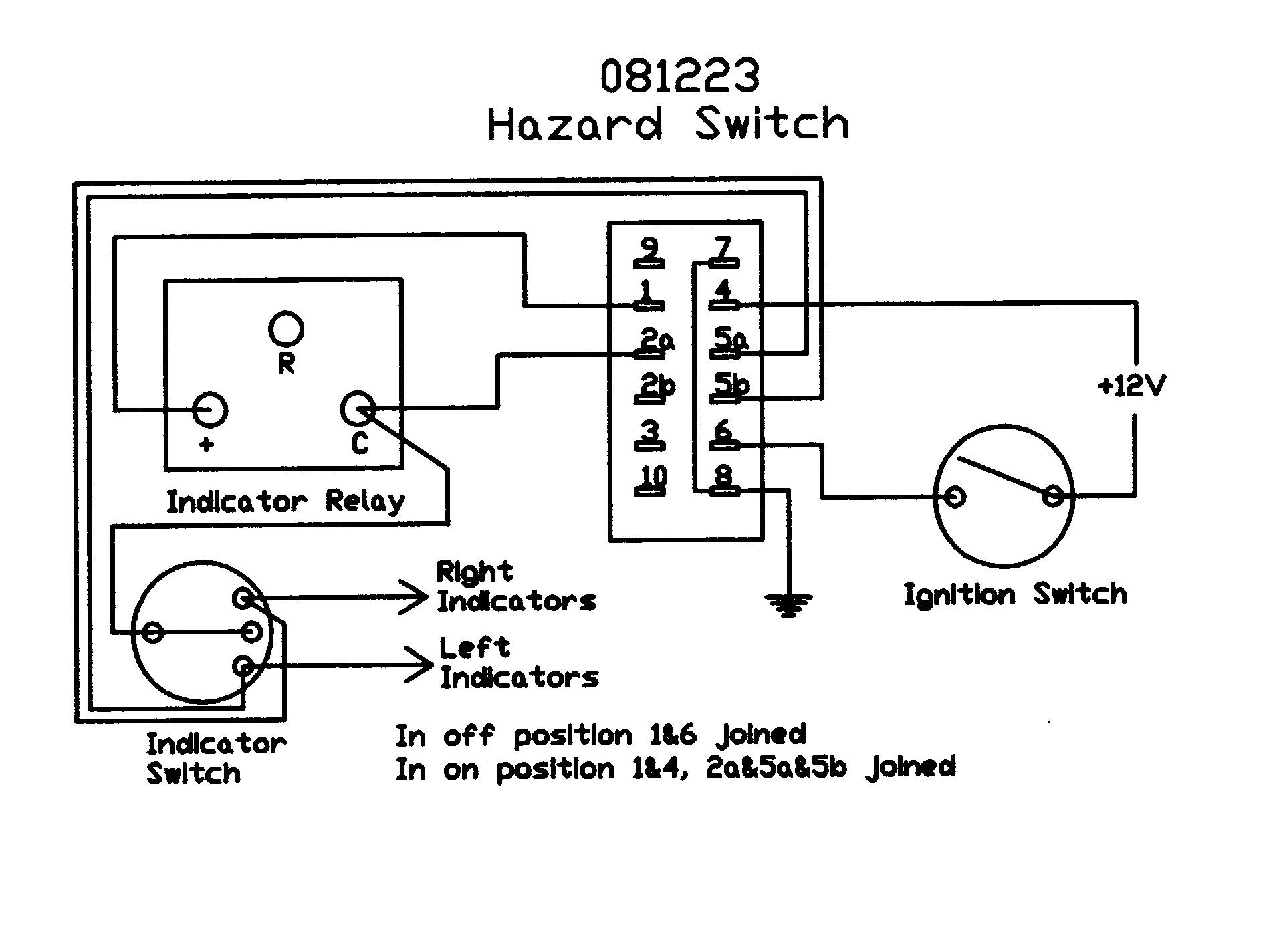 Light Switch Drawing At Free For Personal Use Wiring Diagram Two Switches One 1904x1424 Rocker Hazard