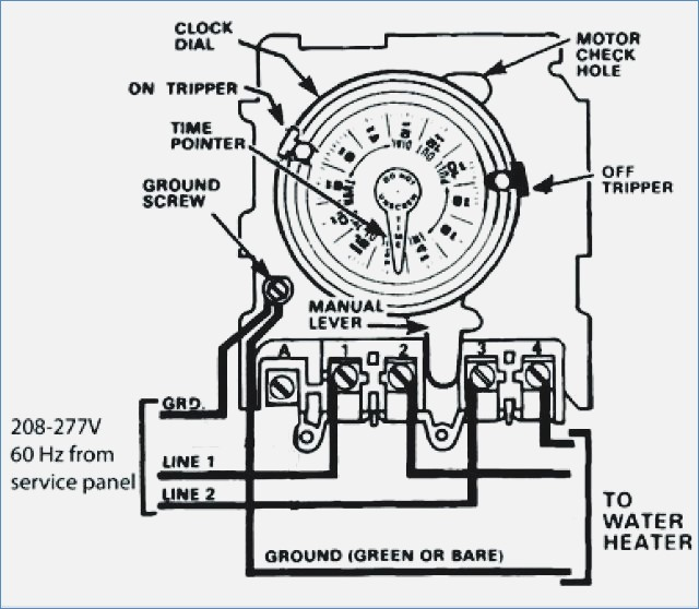 Light Switch Receptacle Wiring Diagram