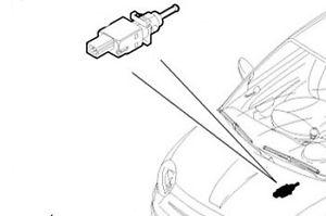 300x199 Fiat 500 (Genuine Oe) Brake Light Switch Ebay