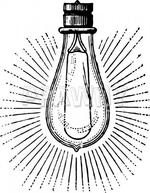 499x640 Illustration Light Bulb Clipart, Explore Pictures