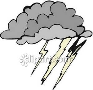 300x289 In Clouds Lightning Bolt Clipart, Explore Pictures