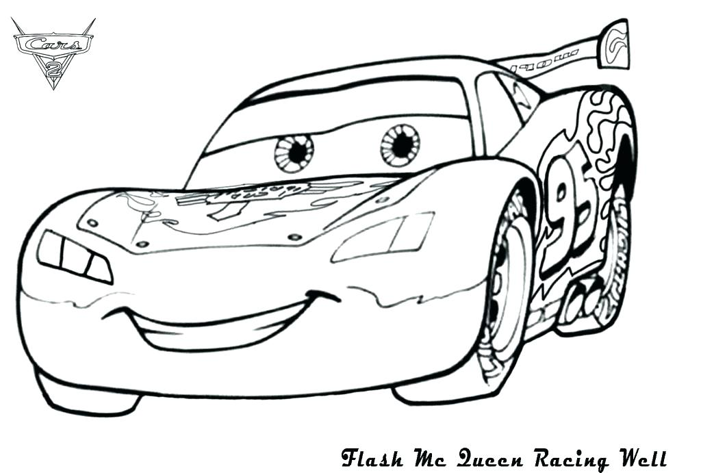 1024x691 Lightning Mcqueen Monster Truck Coloring As Well As Lightning