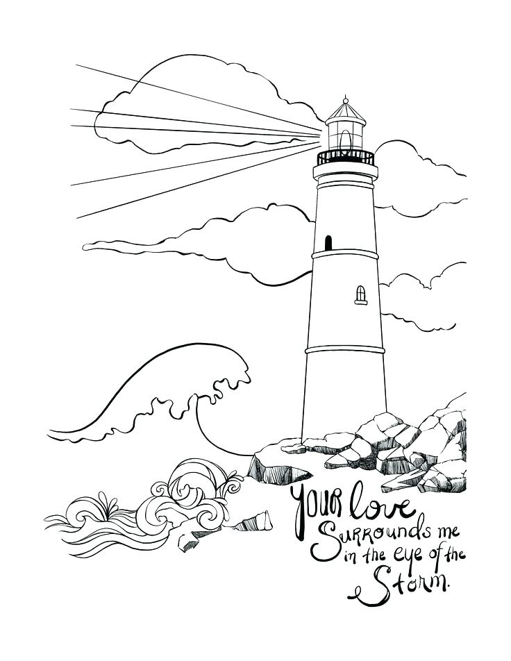 736x952 lighthouse coloring page – synthesis.site