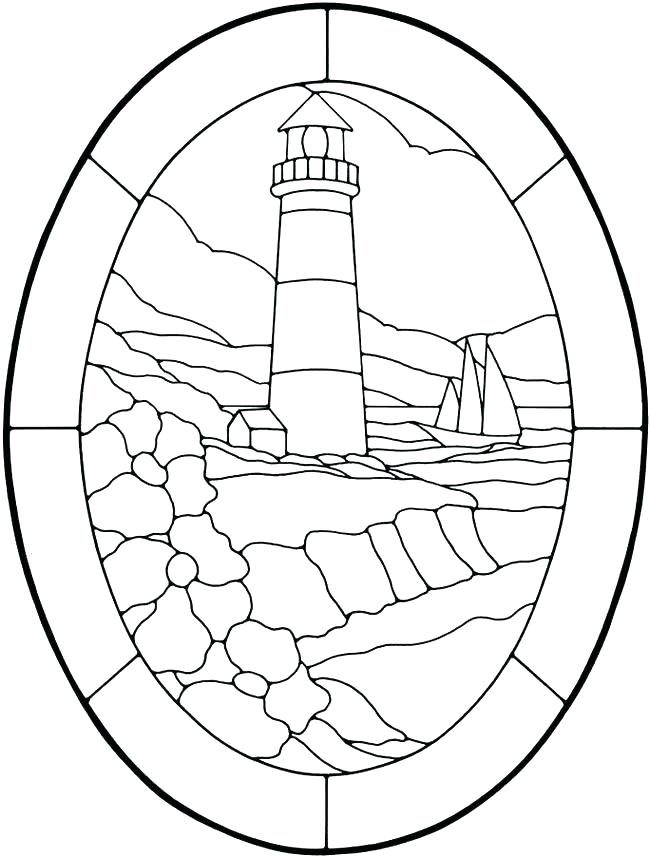 650x858 lighthouse coloring page – vodaci.info
