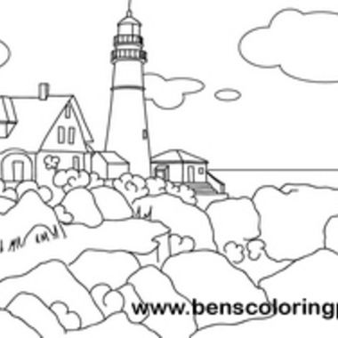 380x380 62 Best Watercolor Lighthouse Images On Pinterest Light House