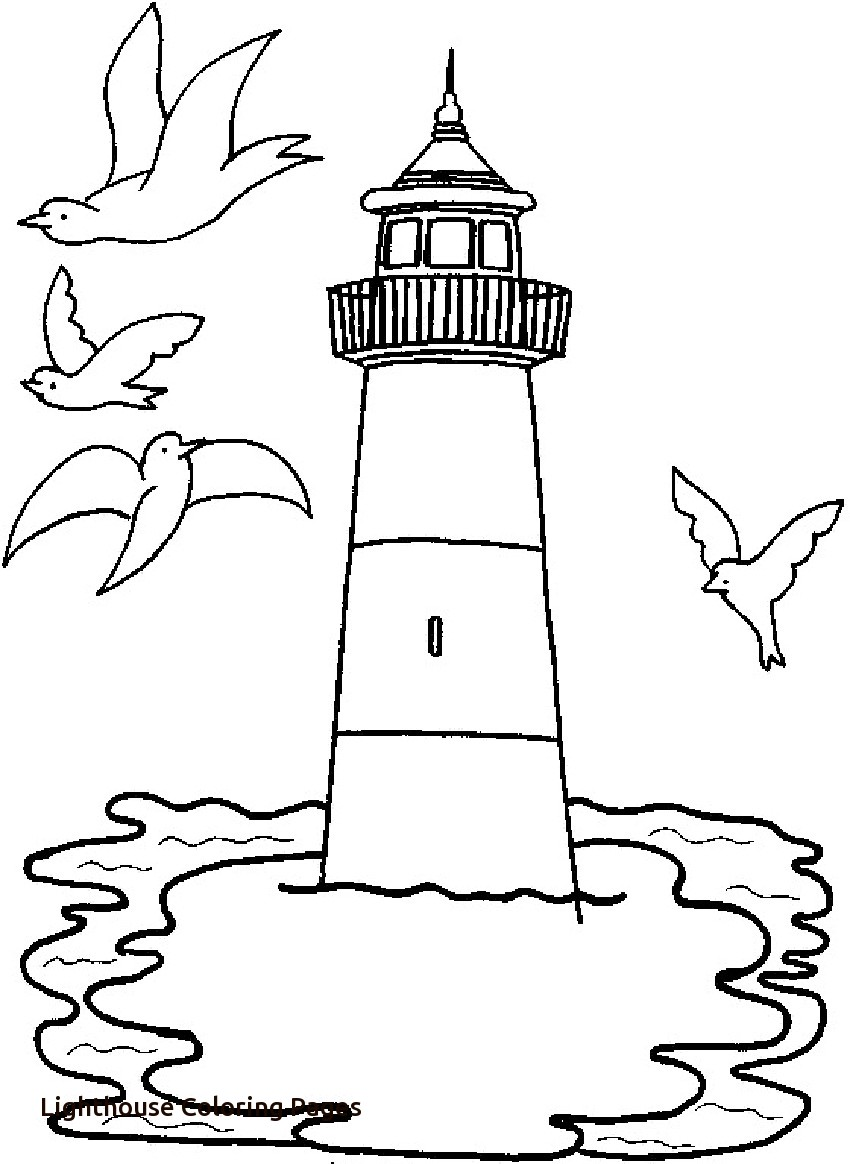 850x1164 Lighthouse Drawings Cliparts Of Lighthouse Coloring Pages