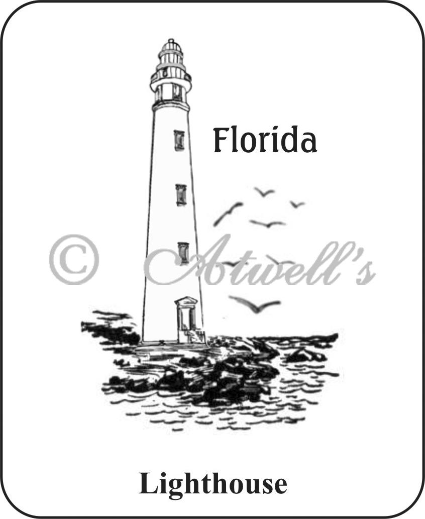 846x1033 Sd Lighthouse