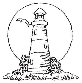 328x329 186 Best Wc Lighthouses Images On Water Colors, Light