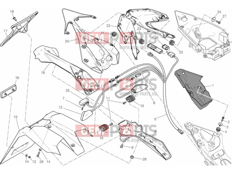 Ducati Monster 1100 Evo Wiring Diagram