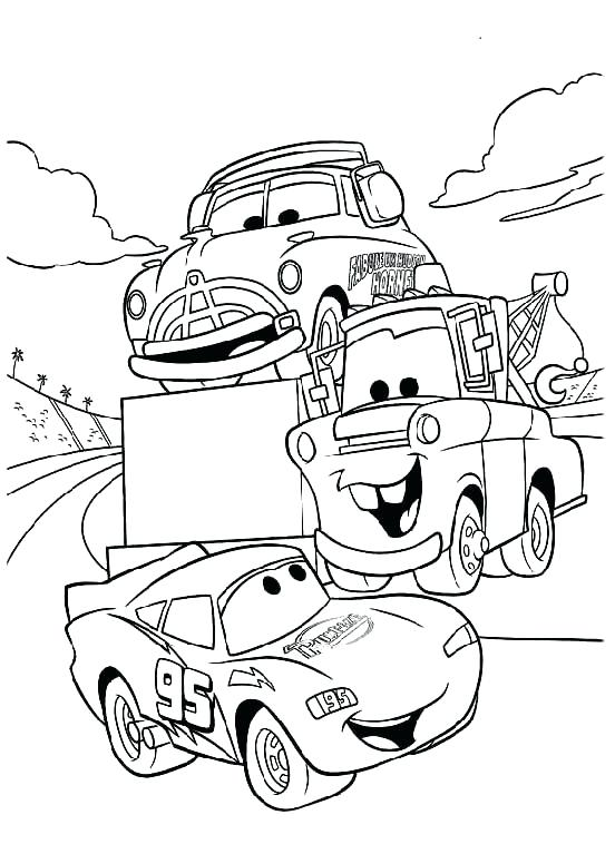 552x767 Lighting Mcqueen Coloring Pages Lighting Coloring Page Drawing