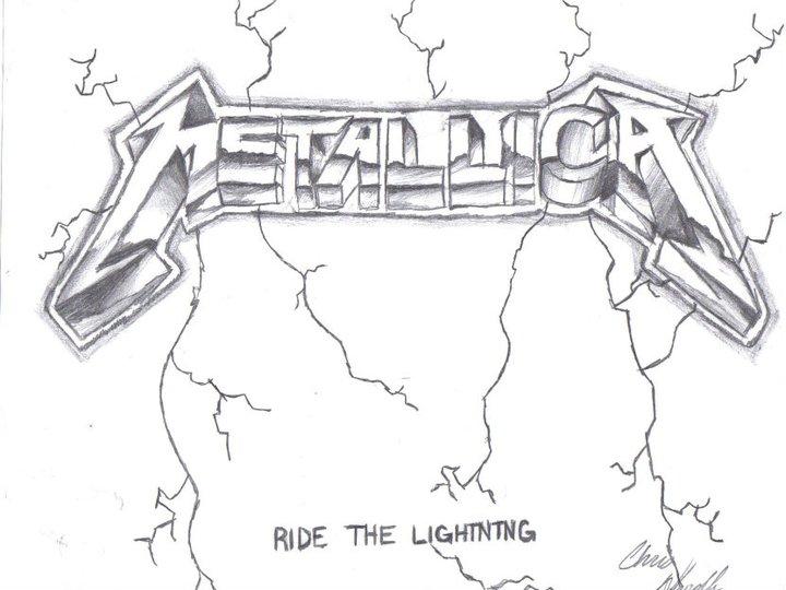 720x540 Metallica Ride The Lightning By Theunforgiven6190