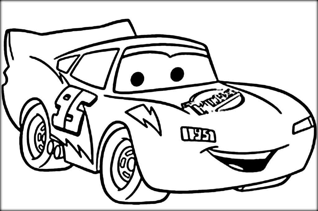 Lightning Mcqueen Line Drawing at GetDrawings.com | Free for ...