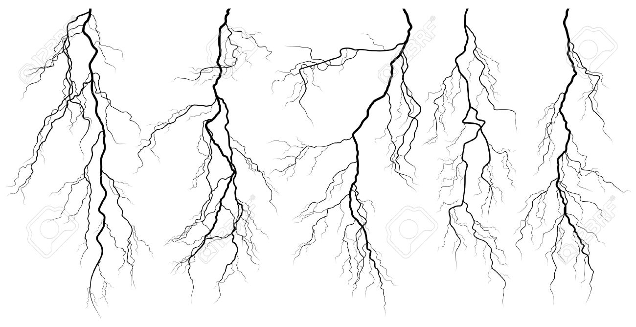 Lightning Storm Drawing at GetDrawings com | Free for personal use