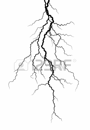 311x450 528 Lightning Stroke Stock Illustrations, Cliparts And Royalty