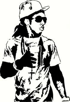 236x343 Kelvin Okafor Lil Wayne Nigerian Art Genius Blk Art