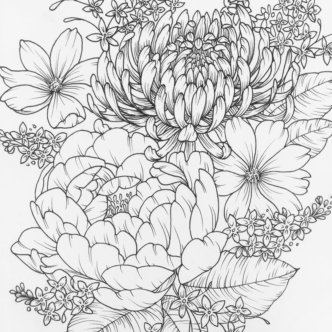 1080x1080 Petals And More Petals
