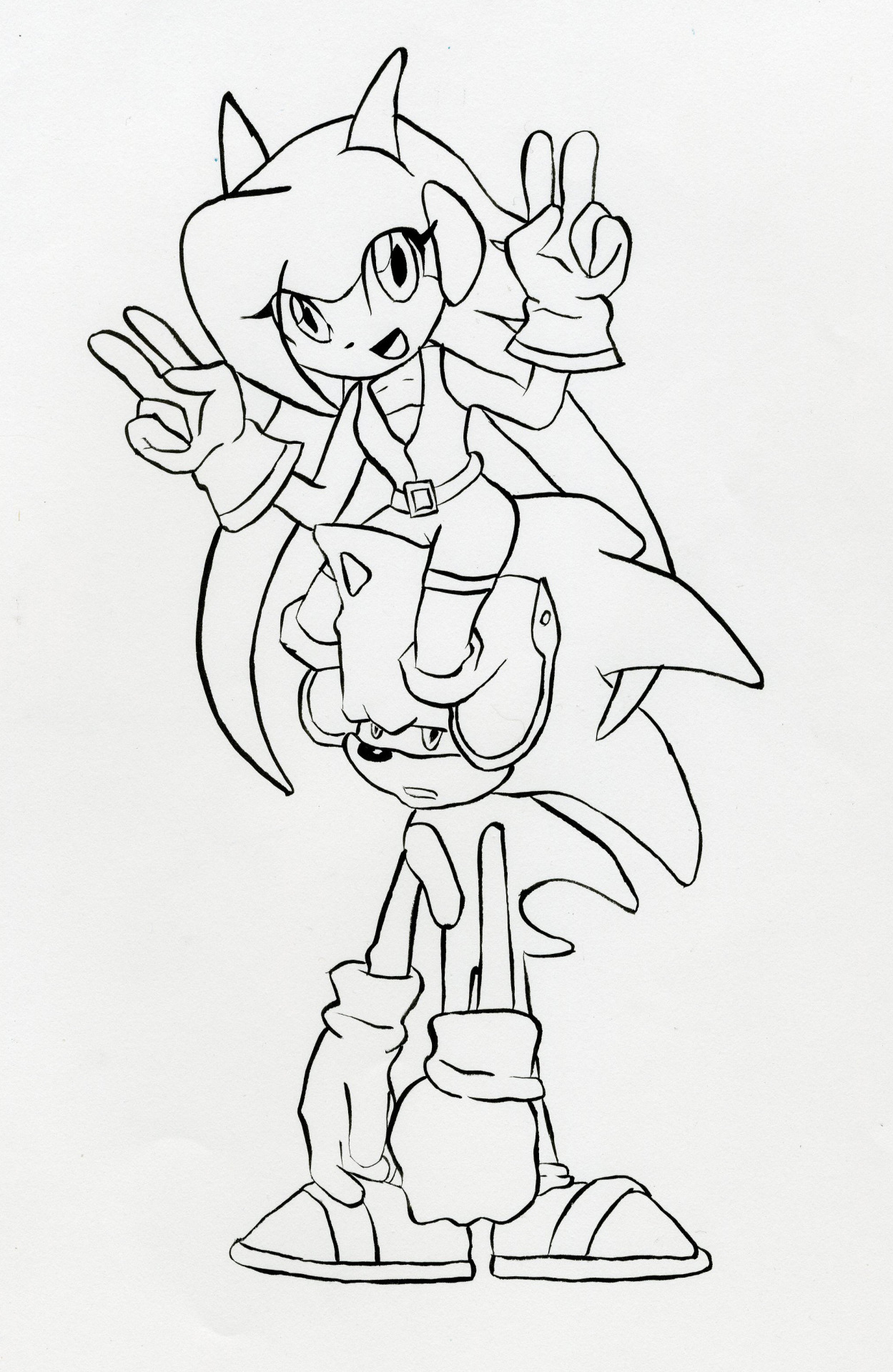 1249x1920 Thehappyhappyvillage Lilac Does, What Sonic