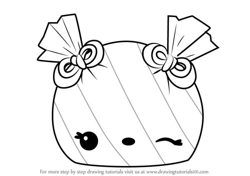 800x566 Step By Step How To Draw Lily Lemony From Num Noms