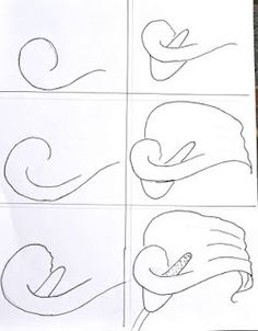 236x302 How To Draw Roses Step By Step