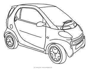 300x232 Limo Coloring Pages Limo Coloring Pages For Kids