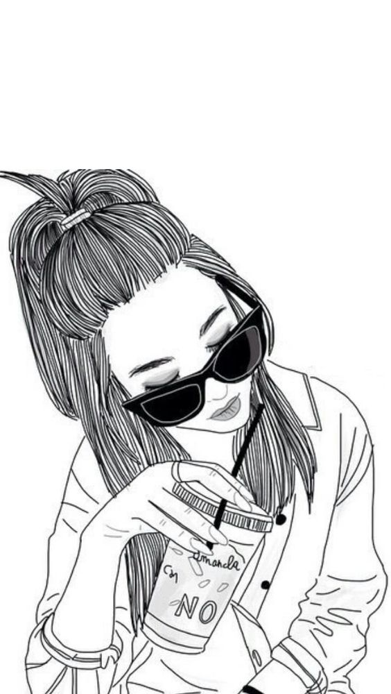 564x1000 Pin By Aaliyah On Drawings Crazy Hair And Drawings