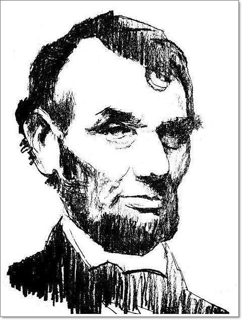 479x633 Pencil Drawings Abraham Lincoln Pencil Drawings