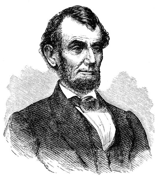 538x600 President Abe Lincoln