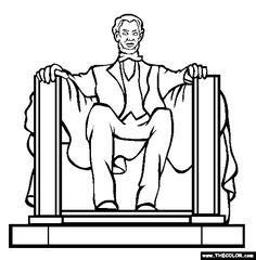 236x240 Lincoln Memorial