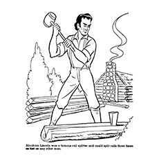 230x230 Top 10 Abraham Lincoln Coloring Pages For Your Toddler