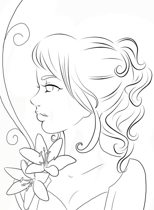525x716 Lily