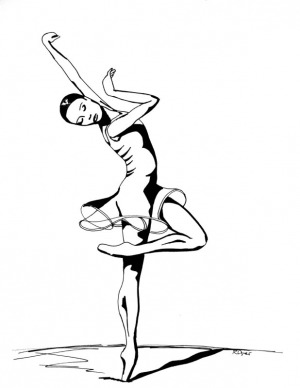 300x388 Drawings