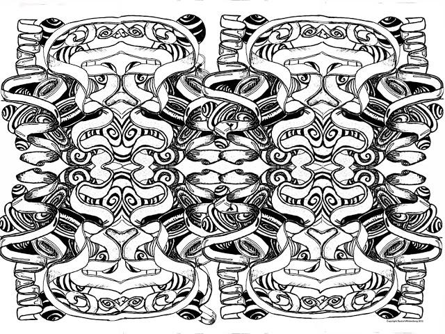 640x480 The Helpful Art Teacher Rhythmic Line Designs And Patterns